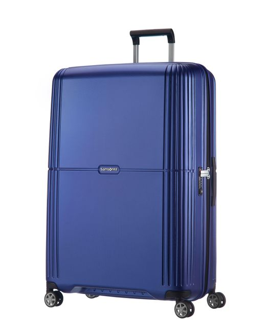 Samsonite - Orfeo Blue 75cm Large Spinner Suitcase for Men - Lyst