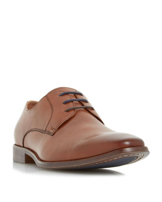 Dune - Brown Richmonds Square Toe Oxford Shoe for Men - Lyst