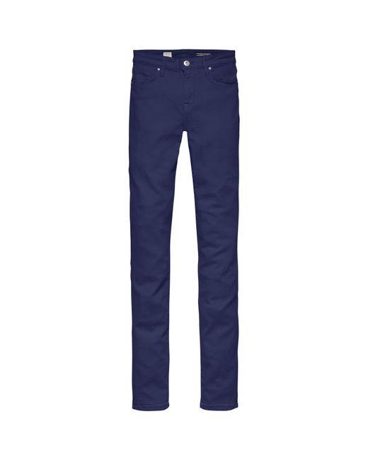 Tommy Hilfiger - Blue Como Colour Jeans - Lyst
