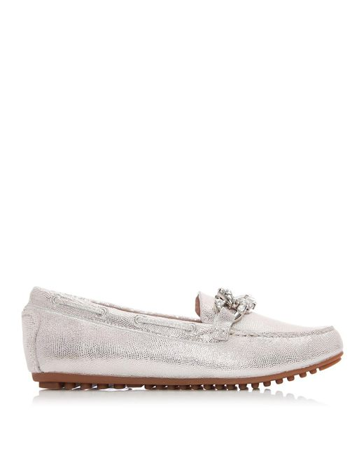 Moda In Pelle Multicolor Einer Flat Casual Shoes