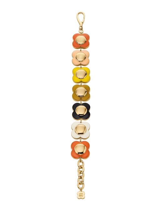 Orla Kiely - Metallic B4795 Ladies Bracelet - Lyst