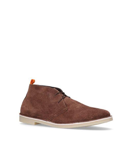 KG by Kurt Geiger | Brown Maltby Desert Boots for Men | Lyst