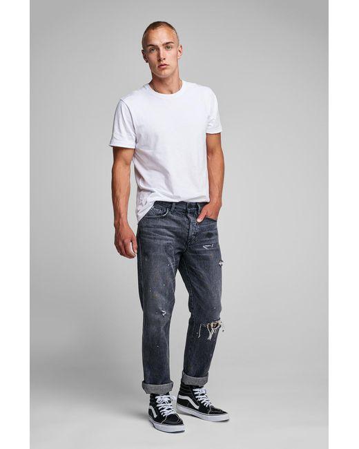 Hudson - Multicolor Dixon Easy Straight Jeans for Men - Lyst