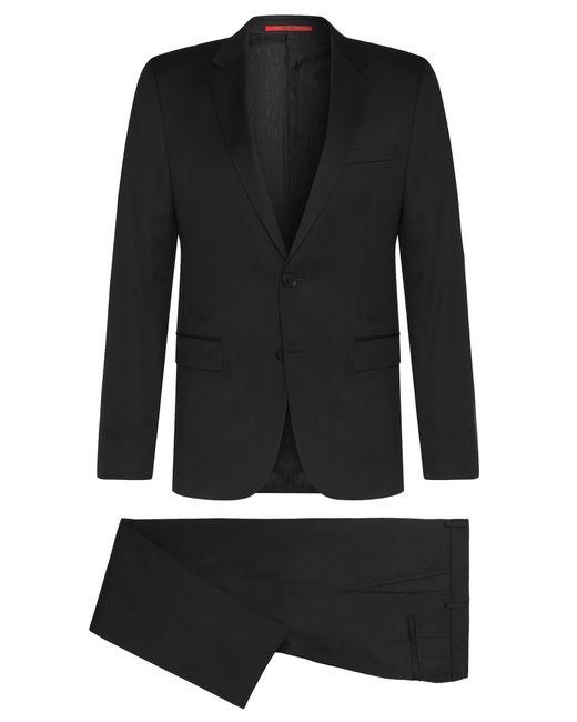 HUGO - Multicolor 'aeron/hamen' | Slim Fit, Virgin Wool Suit for Men - Lyst