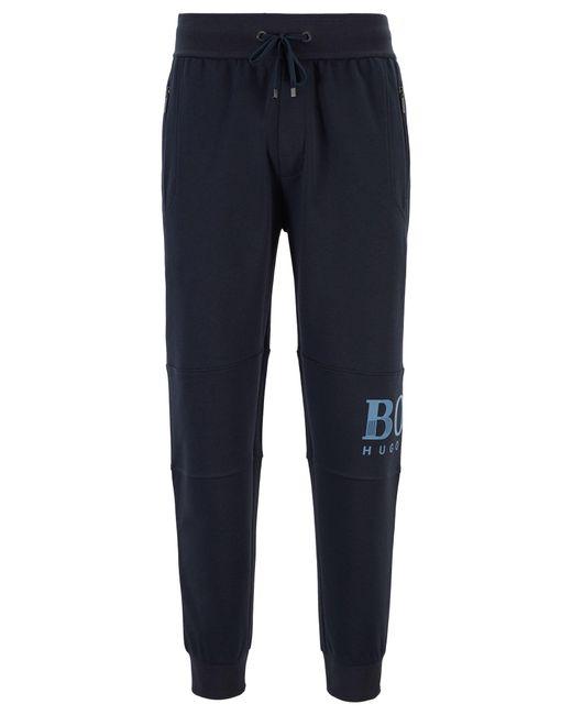 BOSS Blue Track Pants for men