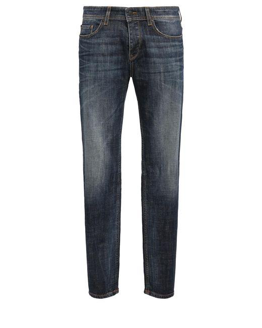 BOSS - Blue 'orange90' | Slim Fit, Stretch Cotton Jeans for Men - Lyst