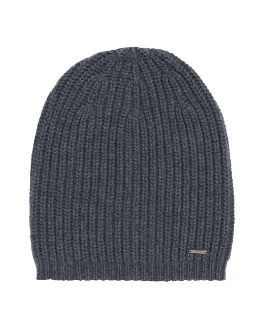HUGO | Gray Hat In Pure New Wool: 'xaffano' for Men | Lyst