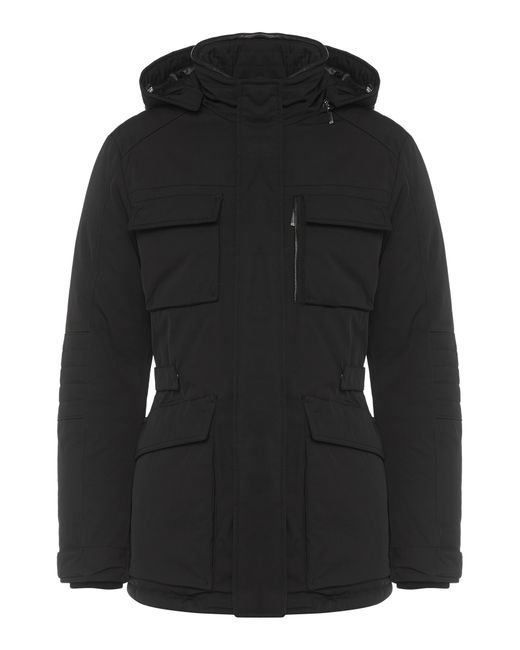 Boss down jacket 39 darik 39 from the mercedes benz for Mercedes benz leather jacket