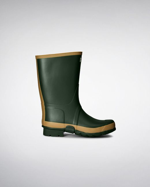 Hunter | Green Men's Gardener Wellington Boots for Men | Lyst