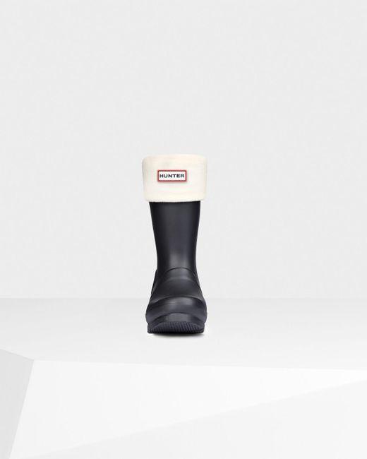 Hunter | Natural Short Boot Socks | Lyst