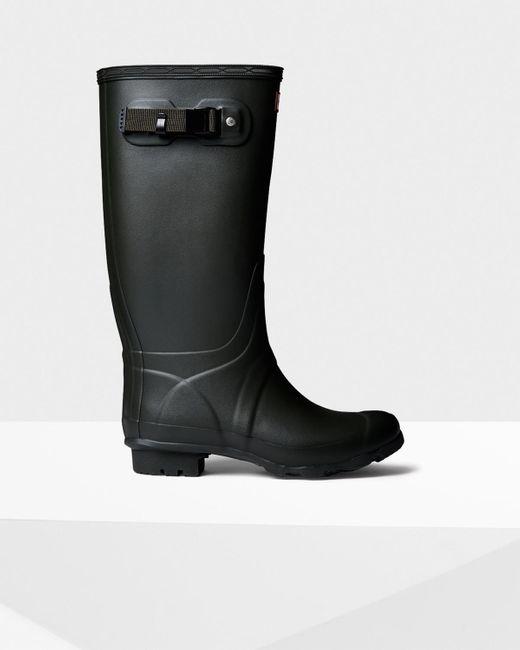 Hunter | Green Women's Huntress Rain Boots | Lyst