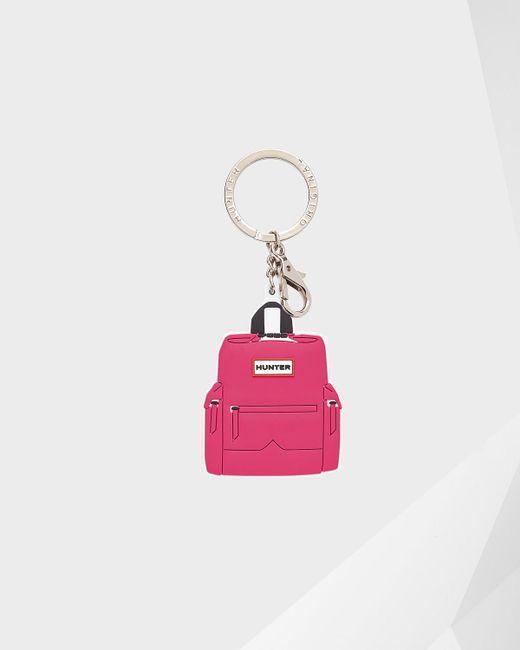 Hunter | Pink Original Backpack Key Ring | Lyst