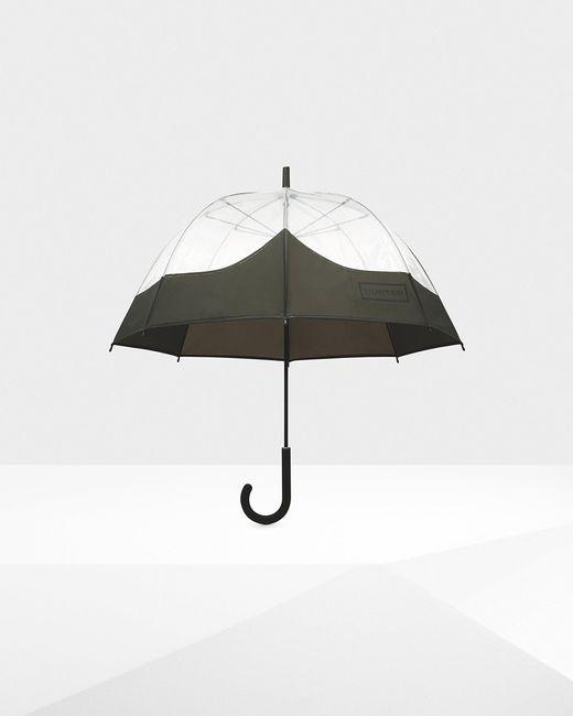Hunter Green Original Moustache Bubble Umbrella