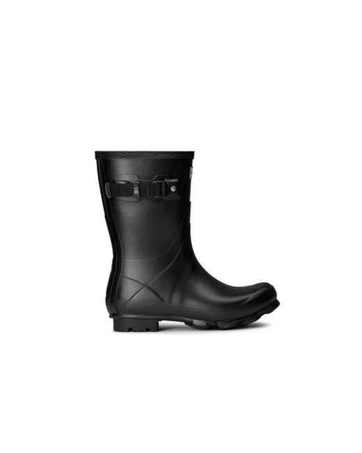 Stivaletti Wellington Norris Field Da Donna di Hunter in Black