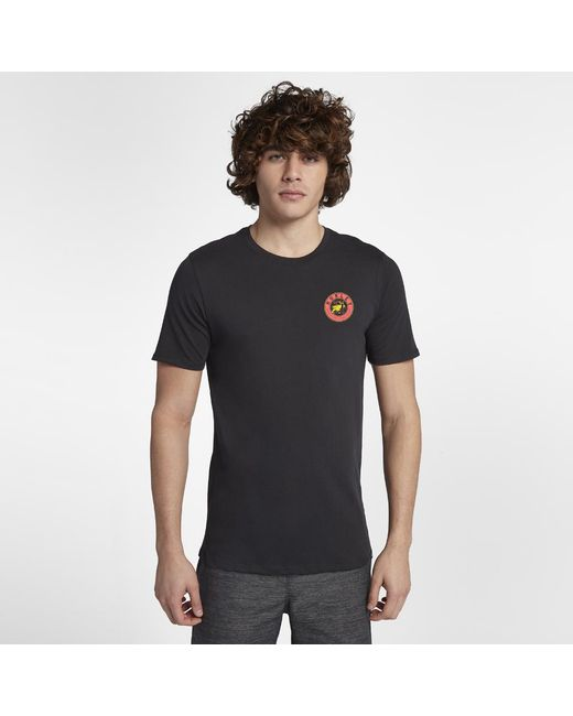Hurley - Black Prowler Dri-fit T-shirt for Men - Lyst