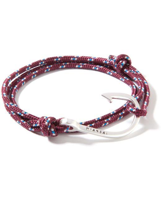Miansai | Purple Bracelet for Men | Lyst