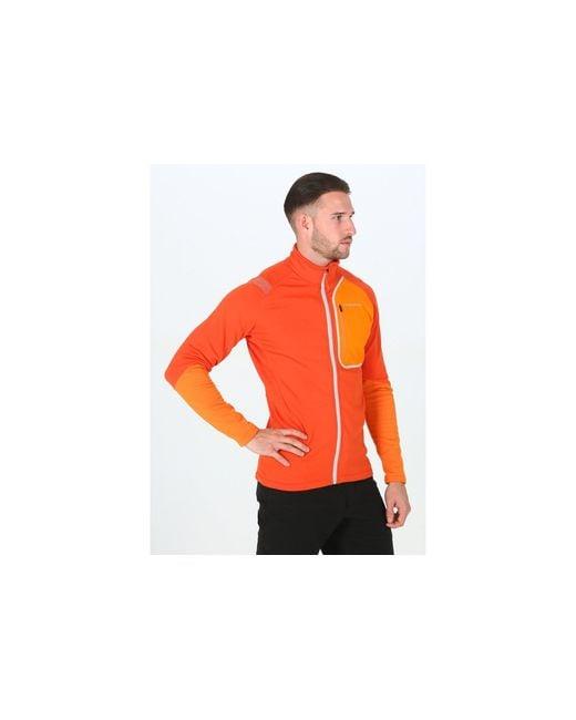 Chaqueta Falkon La Sportiva de hombre de color Orange