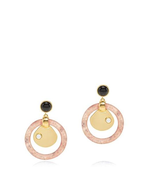 Lizzie Fortunato Sun-Washed Pearl Earrings Multi GDfCZX
