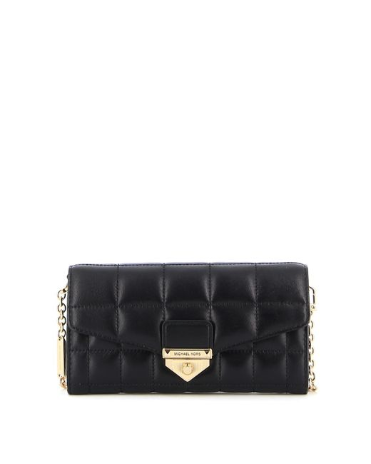 Michael Kors Black Soho Wallet