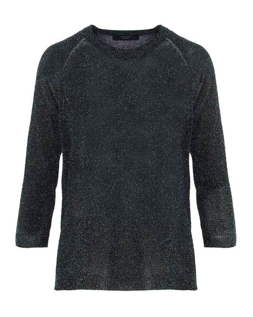 Weekend by Maxmara Milva Sweater In Dark Green