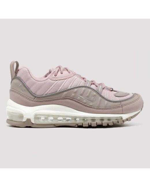 Air Max 98 Triple Pink Sneakers
