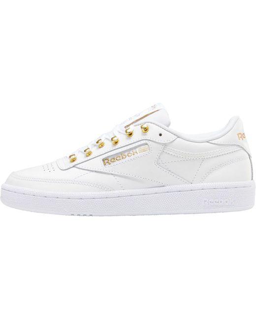 Reebok Multicolor Sneaker CLUB C 85