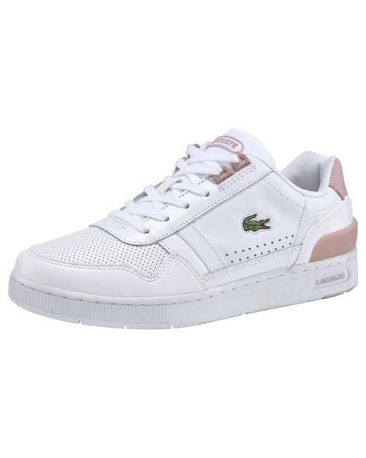Lacoste Multicolor Sneaker T-CLIP 0120 3 SFA