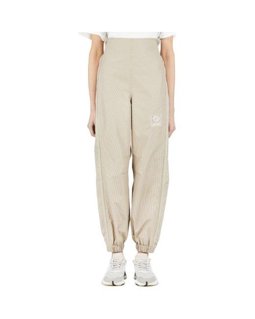 M I S B H V Natural Checked Field Pants