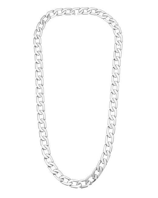 Vita Fede | Metallic Milos Mini Chain Link Necklace | Lyst