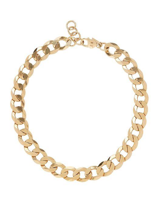 Loren Stewart Metallic Xxl Curb Chain Necklace