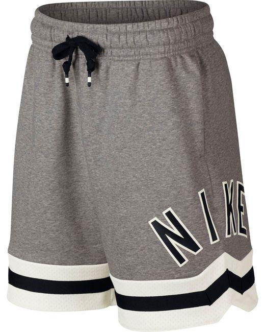 Short Air Nike de hombre de color Gray