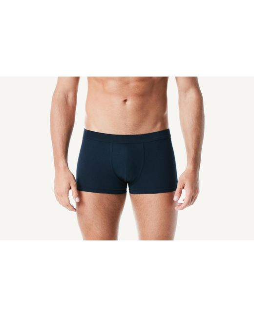 Intimissimi Blue Supima® Cotton Loose Fit Boxers for men