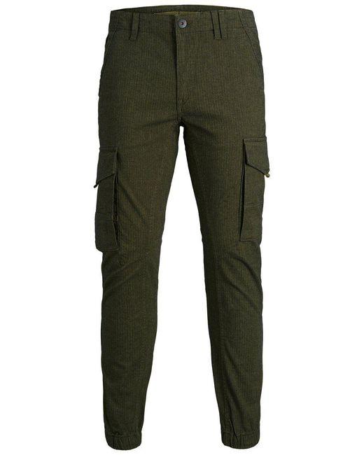 Paul Flake Pantalon Jack & Jones pour homme en coloris Green