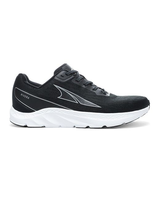 Altra Black Rivera Running Shoe