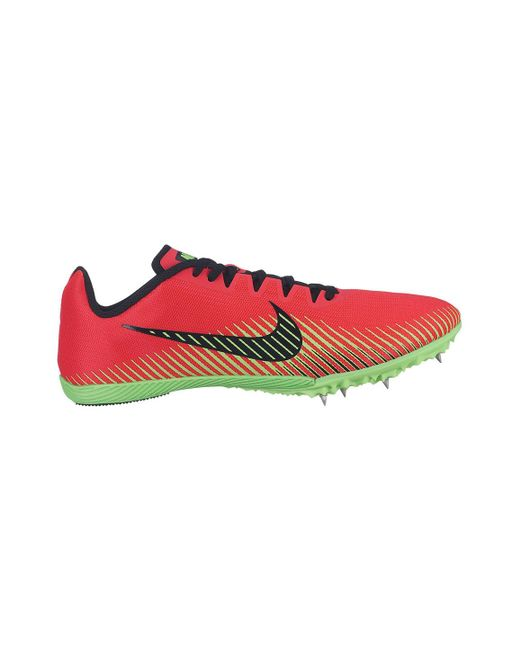 Nike - Red Unisex Zoom Rival M 9 Track Spike for Men - Lyst ... afd42ac2b
