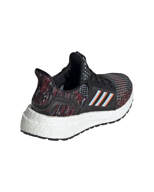 official photos 07065 b3d0c Men's Black Kids Preschool Ultraboost 19 Running Shoe