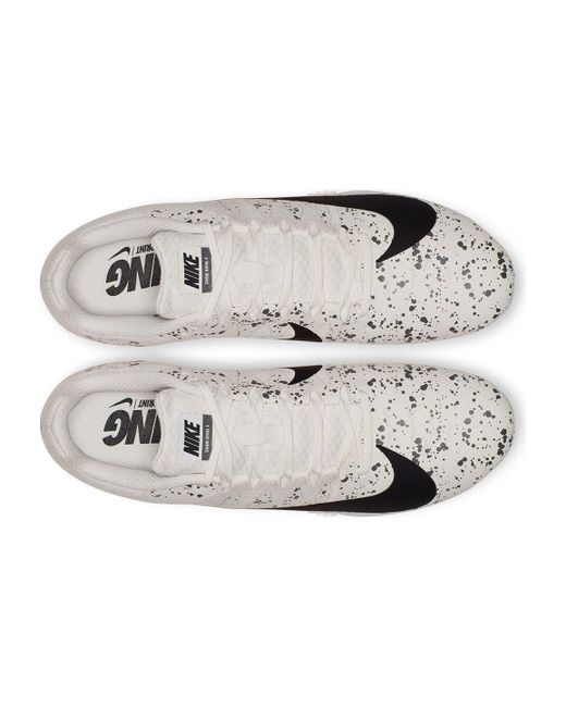 ... Nike - Gray Zoom Rival S 9 Track Spike for Men - Lyst ... a0454406d