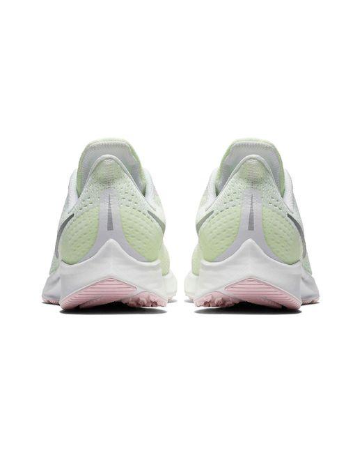 new concept 2eec0 622fb Men's White Kids Grade School Air Zoom Pegasus 35 Running Shoe