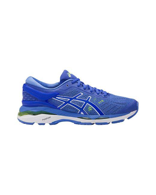 c9b953bf5a09 Lyst - Asics Gel-kayano 24 Running Shoe in Blue - Save 68%