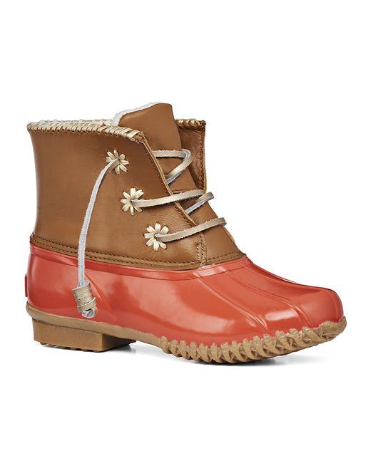 Jack Rogers | Brown Chloe Classic Boot | Lyst