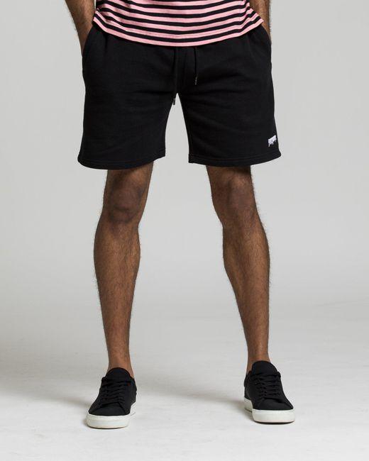 10.deep - Black Sound And Fury Sweatshorts for Men - Lyst
