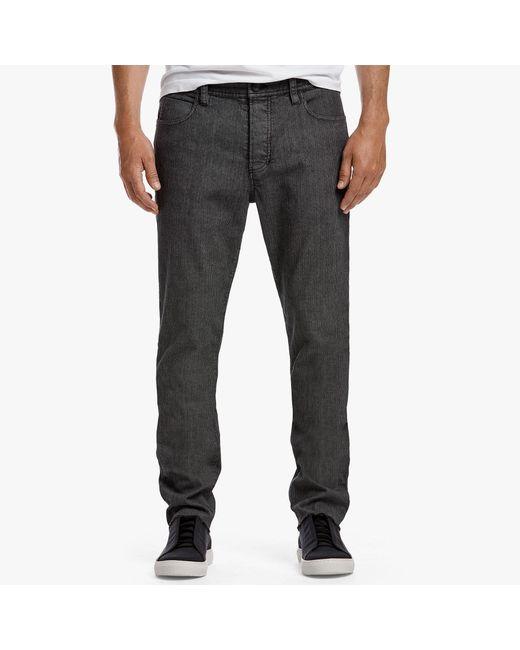 James Perse | Multicolor Textured Herringbone 5-pocket Pant for Men | Lyst