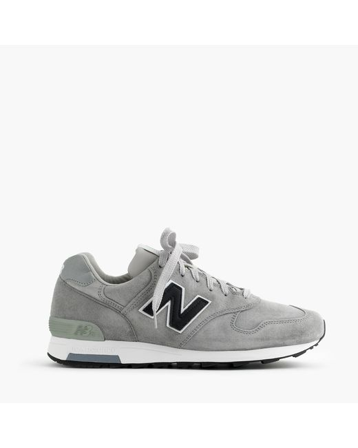 J.Crew | Gray New Balance 1400 Sneakers for Men | Lyst