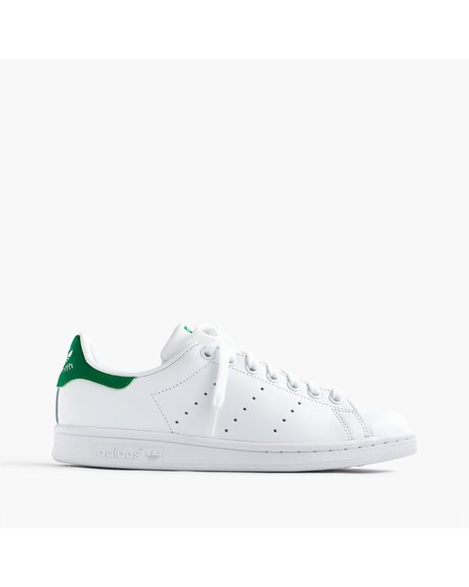 J.Crew | Green Adidas Stan Smith Sneakers for Men | Lyst