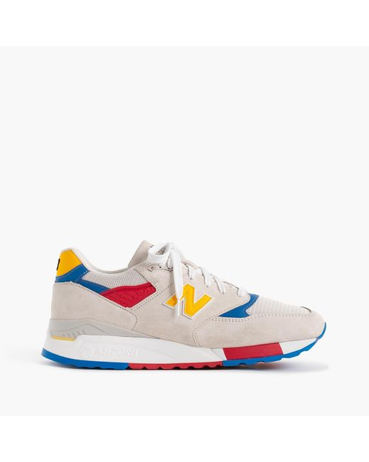 J.Crew   Multicolor New Balance 998 Beach Ball Sneakers for Men   Lyst