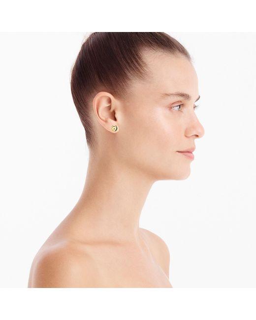 J.Crew - Multicolor Alison Lou X Heart-shaped Earrings - Lyst