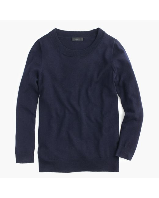 J.Crew | Blue Tippi Sweater | Lyst