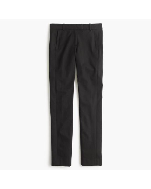 J.Crew - Black Tall Maddie Pant In Two-way Stretch Cotton - Lyst