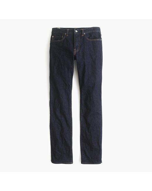 J.Crew | Blue 484 Slim Stretch Jean In Indigo for Men | Lyst