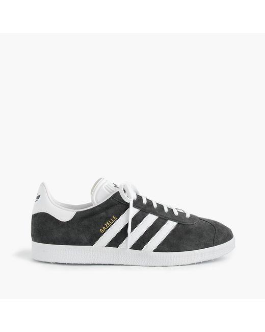 J.Crew   Gray Adidas Gazelle Sneakers for Men   Lyst